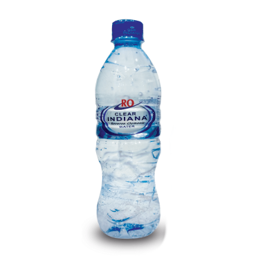 Reverse Osmosis with Hexagonal Clear Indiana 590ml