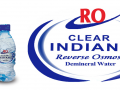 "NEW PRODUCT CLEAR INDIANA ""RO with Hexagonal"""